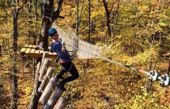 Treetop Trekking – Deerhurst