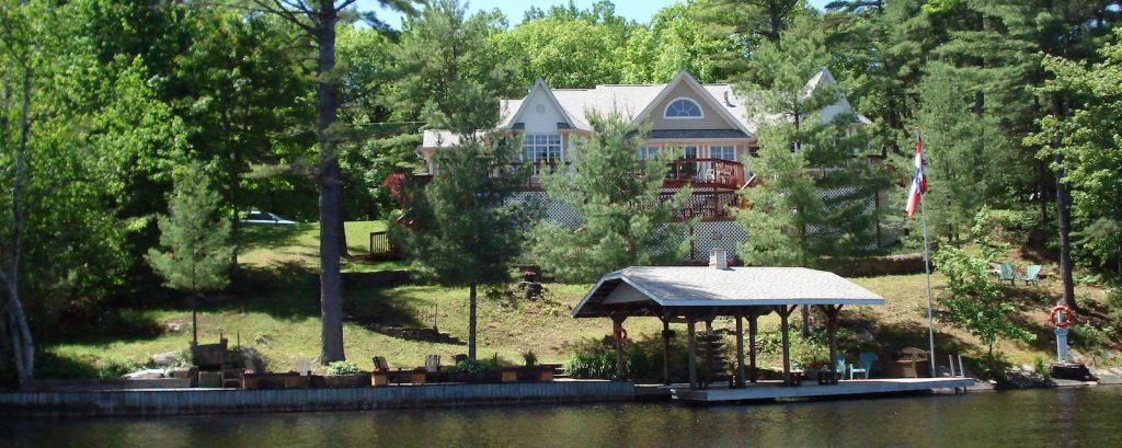 Lake Muskoka Cottage for sale