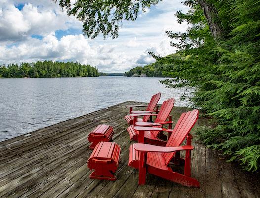 Lake Rosseau Building Lot