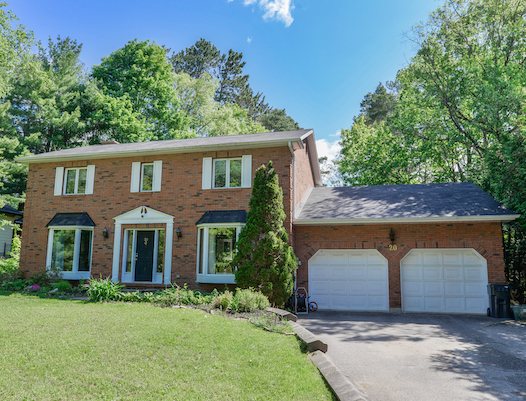 SOLD –  Bracebridge Home
