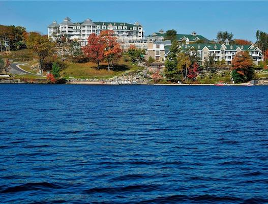 Own at the Rosseau