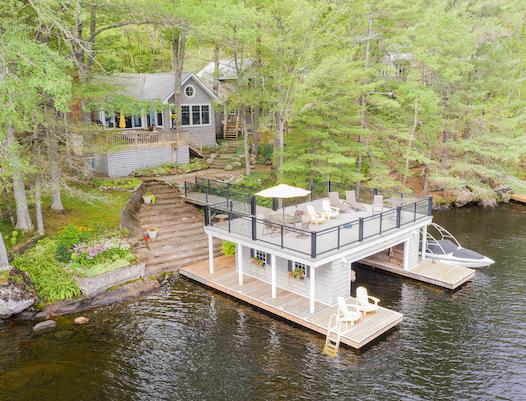 SOLD – Lake Muskoka Cottage